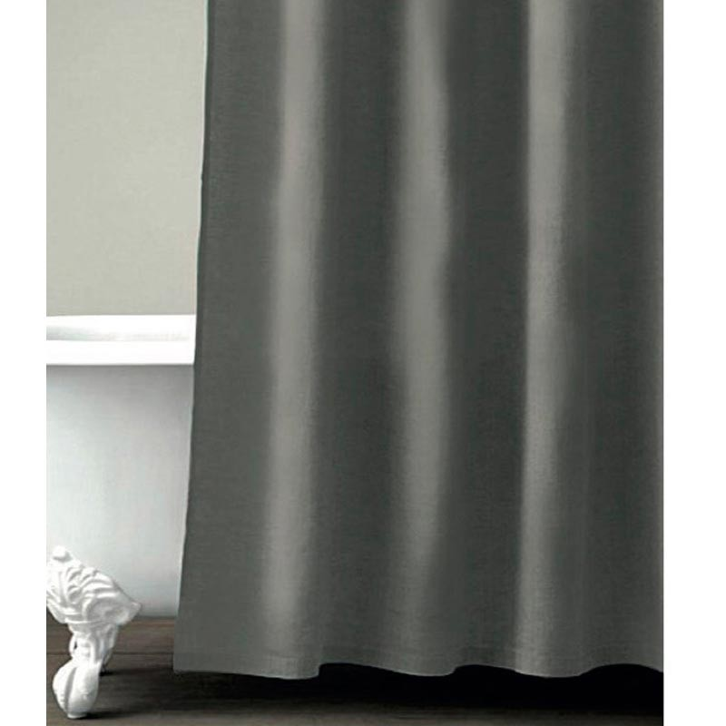 Κουρτίνα Μπάνιου (180x180) Palamaiki HOME Simple Grey 5205857181338