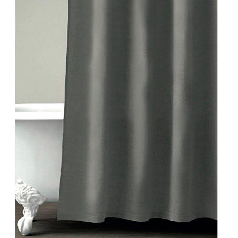 Κουρτίνα Μπάνιου (180X240) Palamaiki HOME Simple Grey 5205857181413
