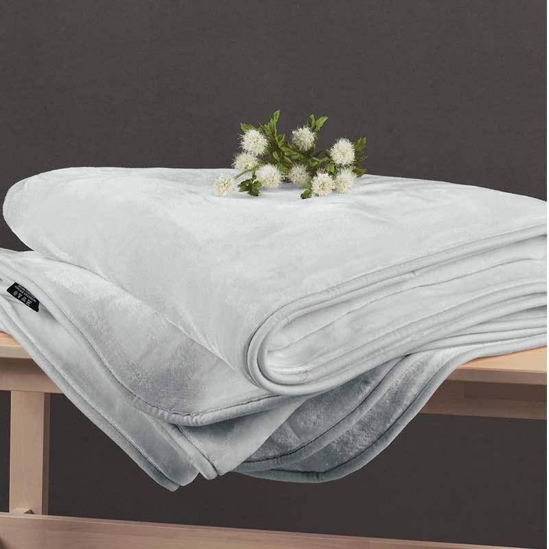 Κουβέρτα Βελουτέ Μονή KENTIA Soft 22
