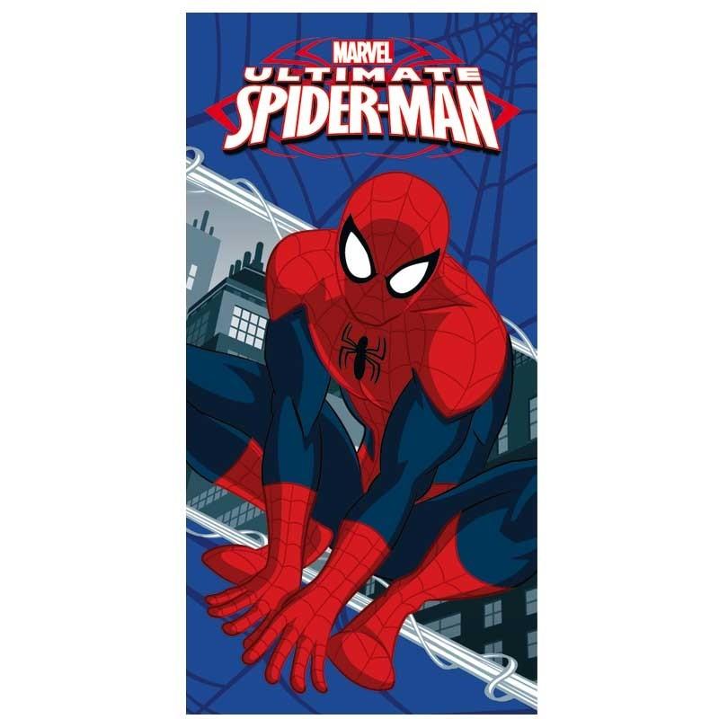 Παιδική Πετσέτα Θαλάσσης Dim Collection Disney Spiderman 06