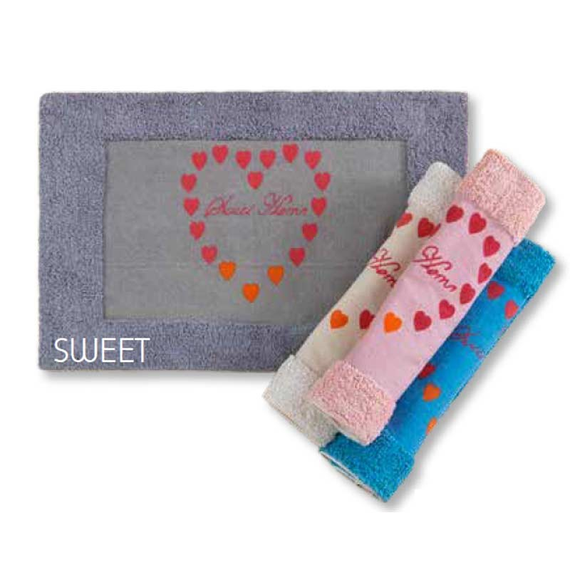Πατάκι Μπάνιου Palamaiki Bathmats Collection Sweet