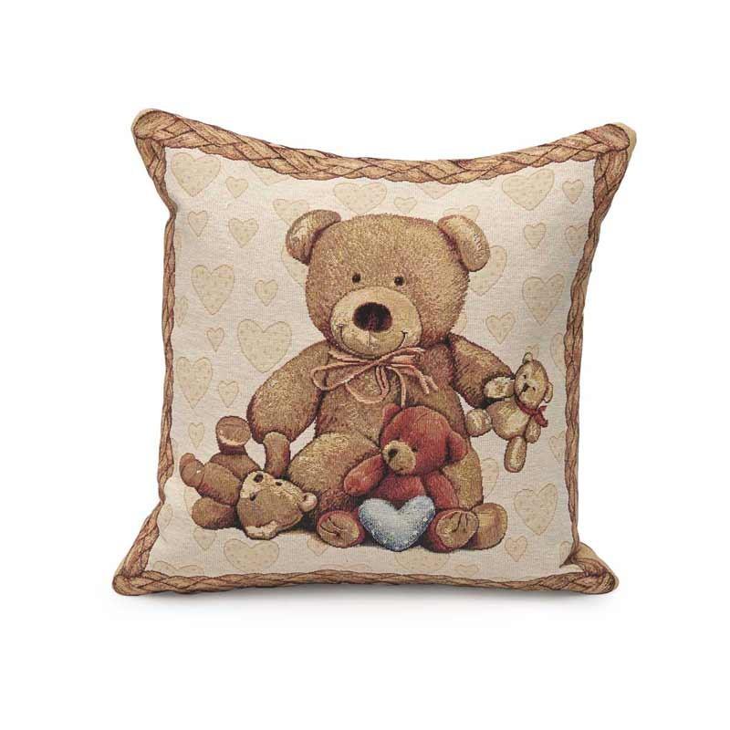 Μαξιλαροθήκη Διακοσμητική KENTIA Teddy