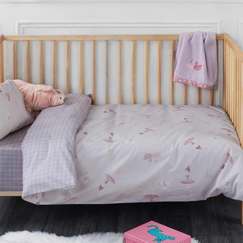 Σετ Παπλωματοθήκη για μωρά Kentia Tutu