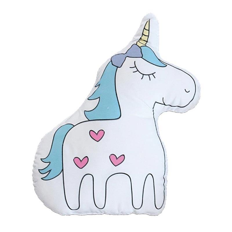 Μαξιλάρι Διακοσμητικό Παιδικό Palamaiki HOME Unicorn 5205857182090
