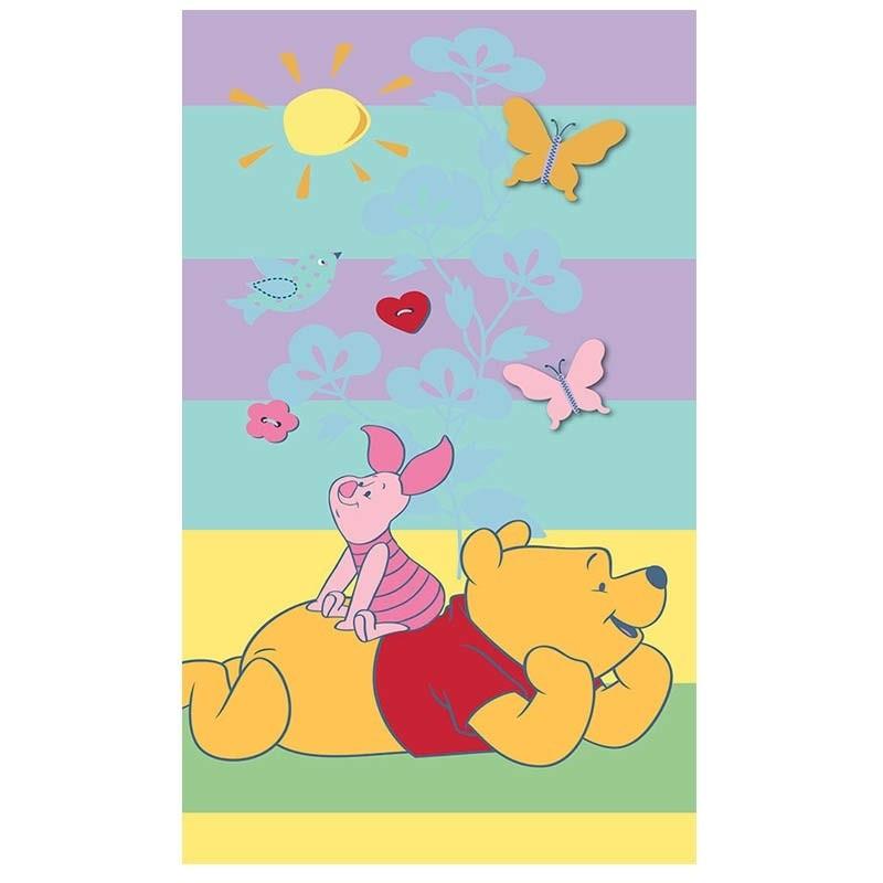 Παιδική Πετσέτα Θαλάσσης Palamaiki Disney Winnie