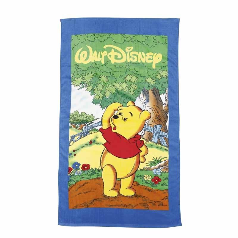 Παιδική Πετσέτα Θαλάσσης Dim Collection Disney Winnie