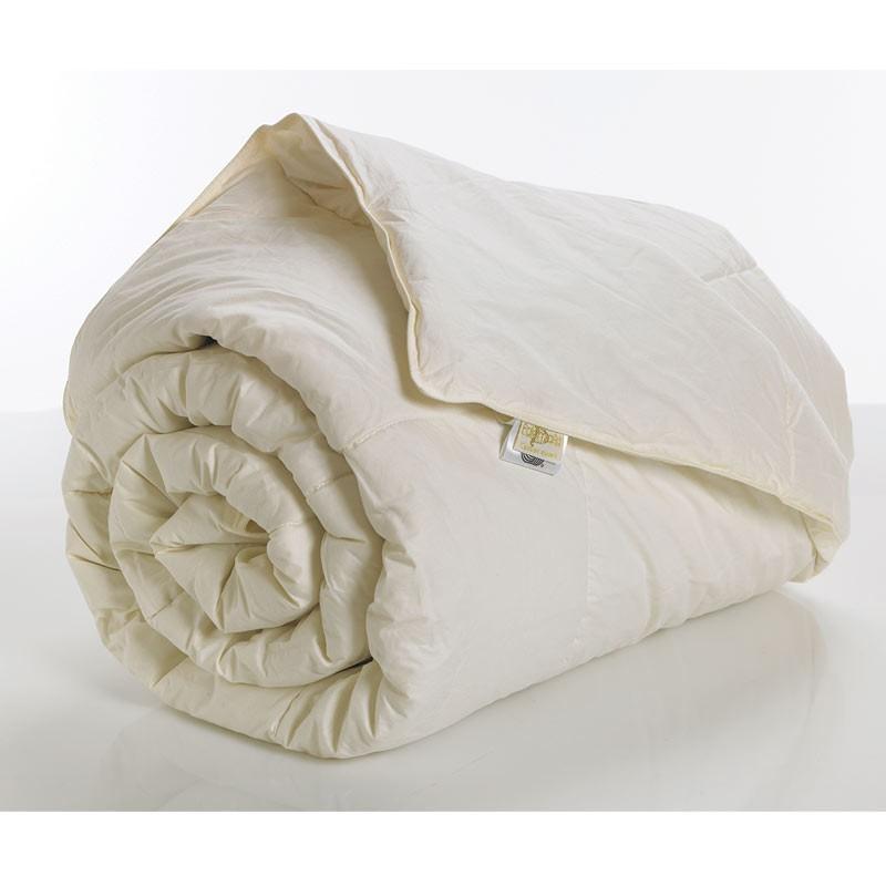 Πάπλωμα Μάλλινο Ημίδιπλο Palamaiki Wool Dreams Ivory